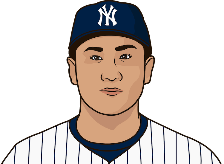 How many strikeouts did Masahiro Tanaka have in his last playoff game?