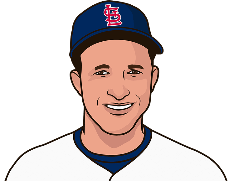 stan musial career games with 2 hr
