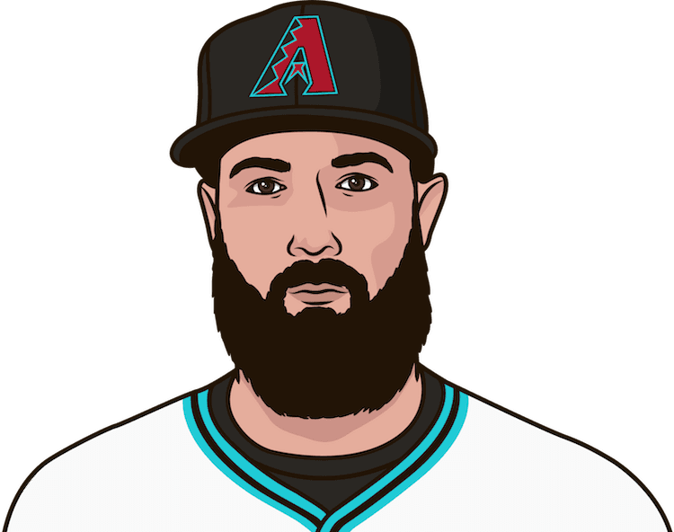 robbie ray most Ks in a game this season