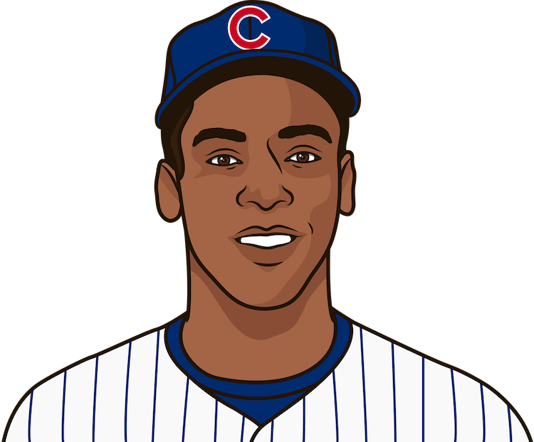 Who was the first Cubs player with 500 career homers?