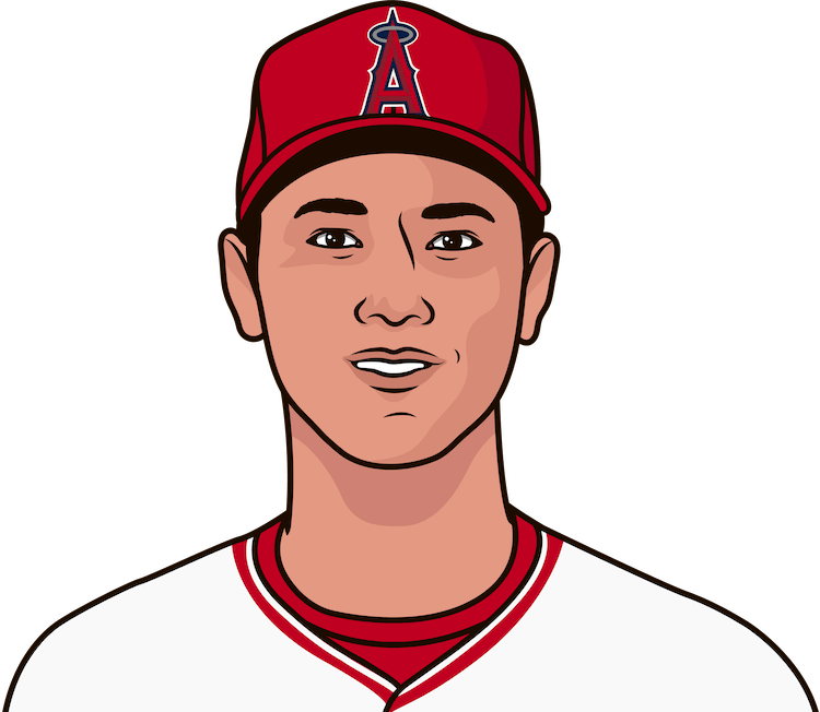 when was the last time shohei ohtani homered in a game