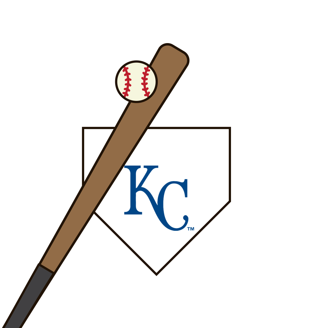 Who has the most home runs in a season for the Royals?