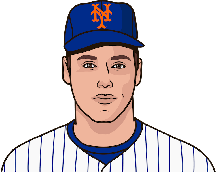Tom Seaver Ks by season