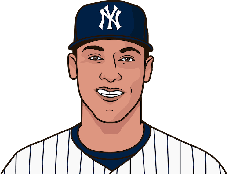 When was the last time Aaron Judge hit 1 home run in a postseason game?