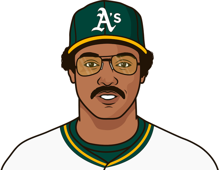 Which A's player has the most RBI in a game?