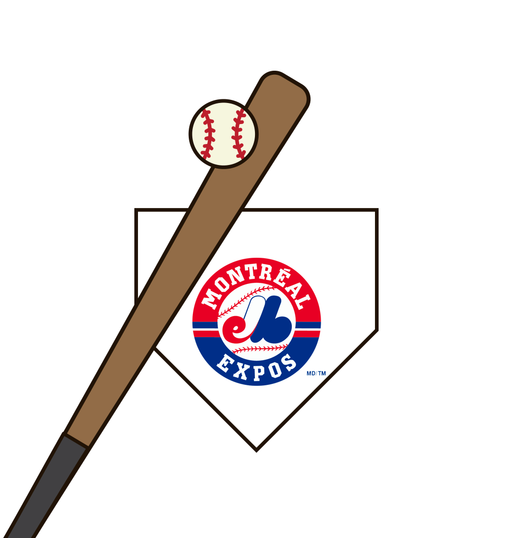 who had the highest career wrc for the expos, minimum 2000 pa