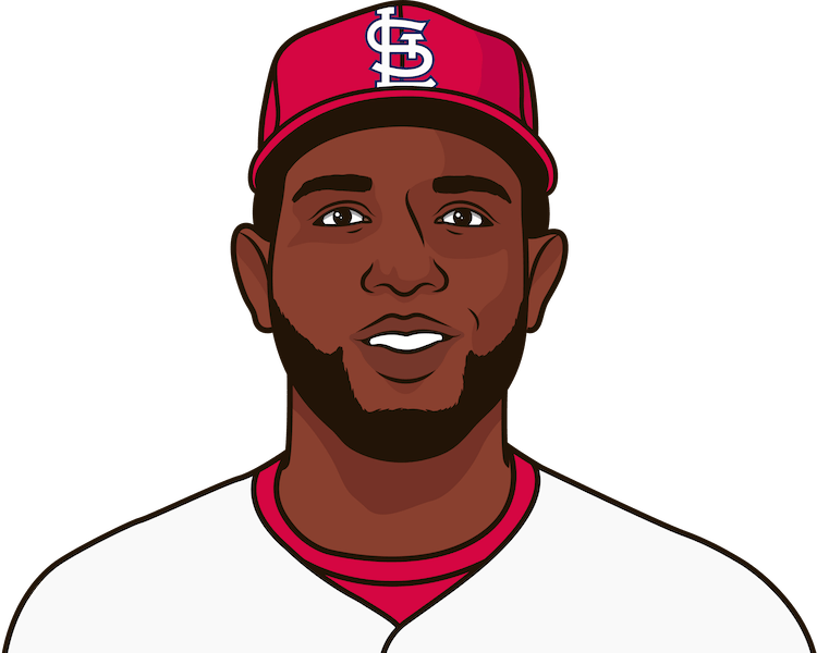 What are Marcell Ozuna's most RBI in a game with the Cardinals?