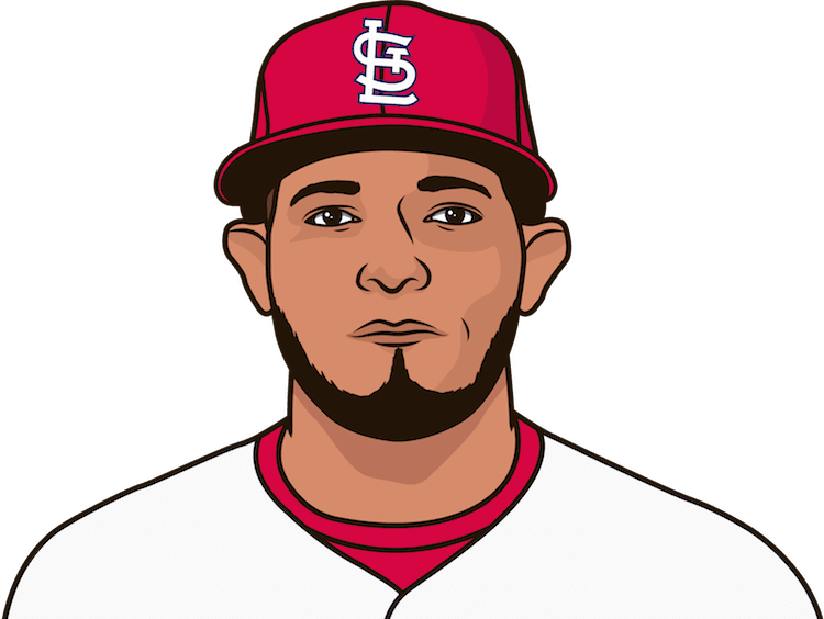 cardinals pitching stats on 8/11/2016