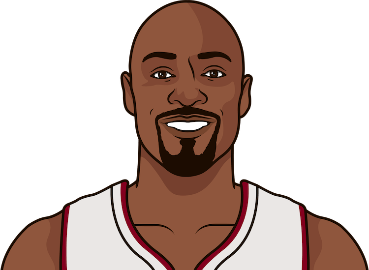 alonzo mourning nba stats from october 1997 to january 1998