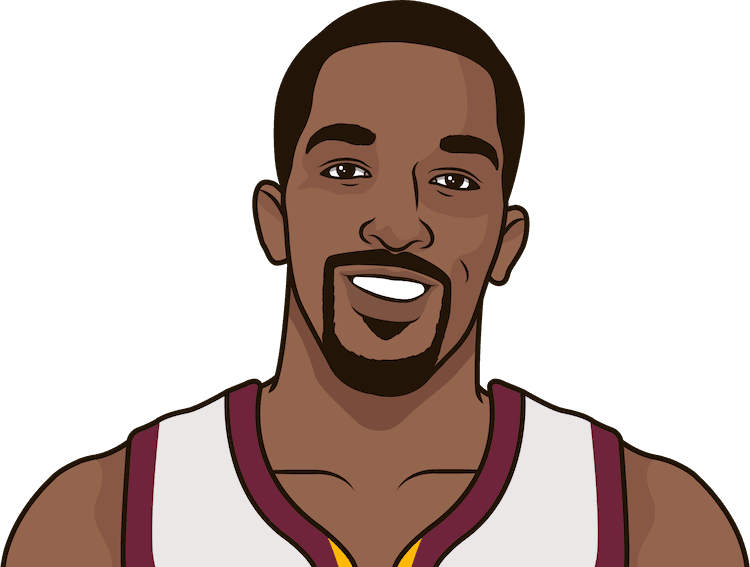 jr smith 3p%, 3pa per game in the last 10 games