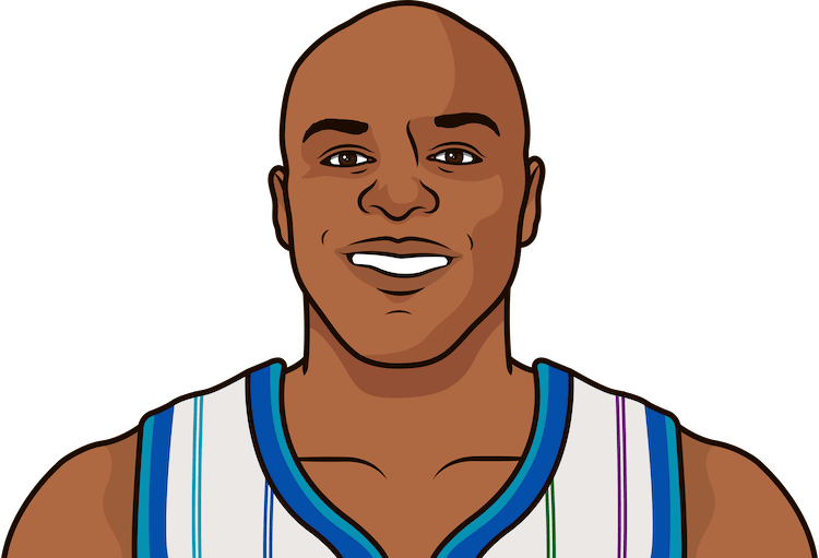 derrick coleman nba stats from october 2000 to january 2001