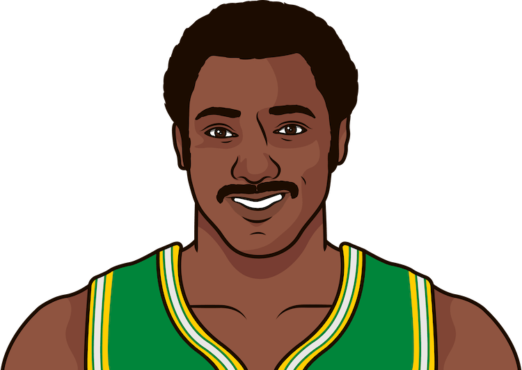 What are the most points in a game by Elvin Hayes?