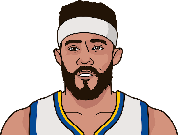 javale mcgee gamelog vs nuggets 2018