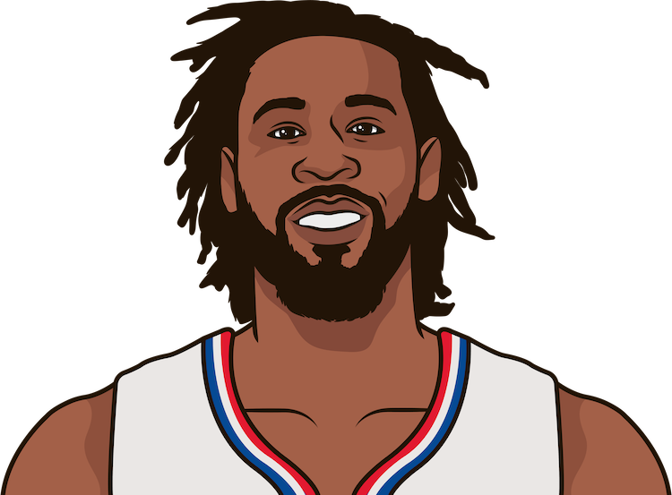 deandre free throws% in 2016