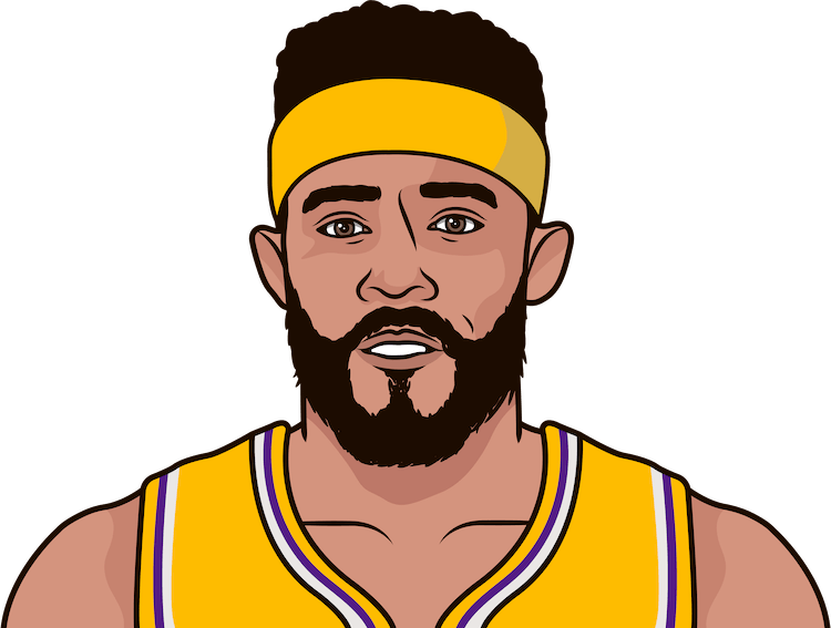 javale mcgee stats when dwight howard does not play as a laker