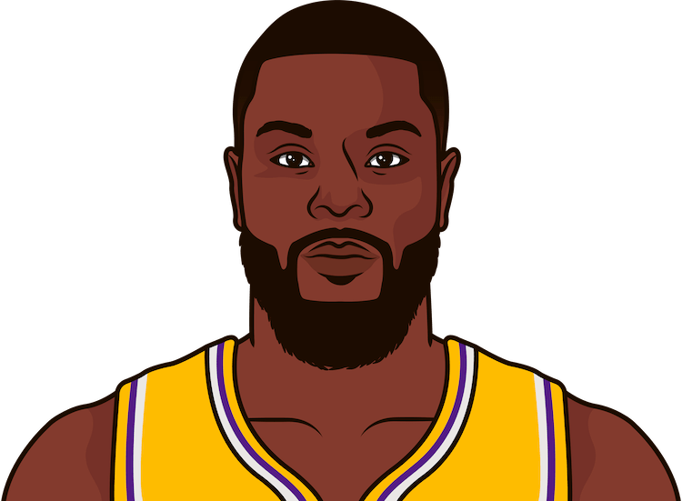 lance stephenson each of the last 3 games vs nuggets