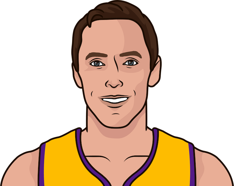 How many assists did Steve Nash have in 2012-13?