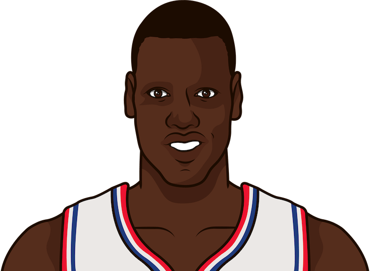 career high manute bol