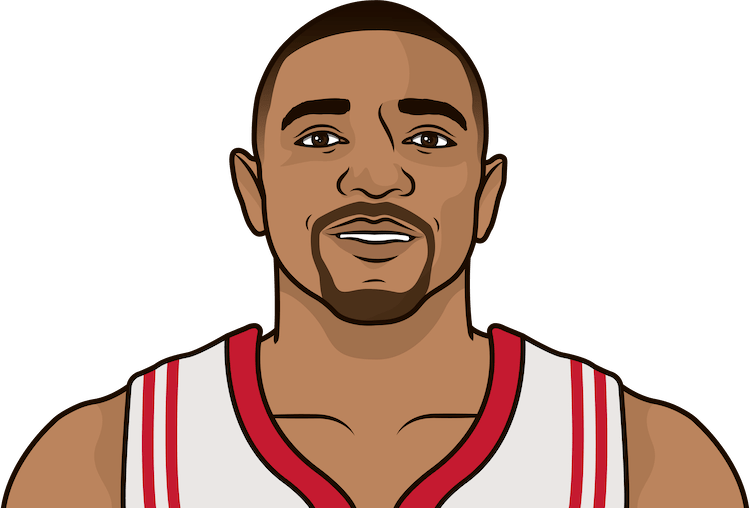 mark jackson most assists in a game as a rocket