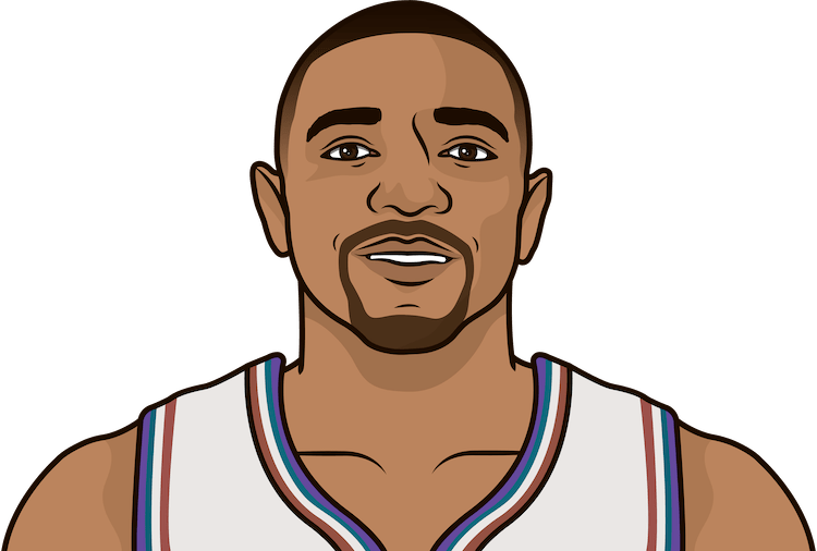 mark jackson most assists in a game as a jazz