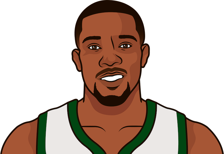 usage increase with bledsoe out milwaukie bucks