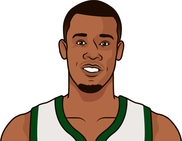 ppg rodney hood with gordon out