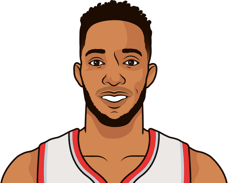 evan turner each of the last 5 games vs raptors