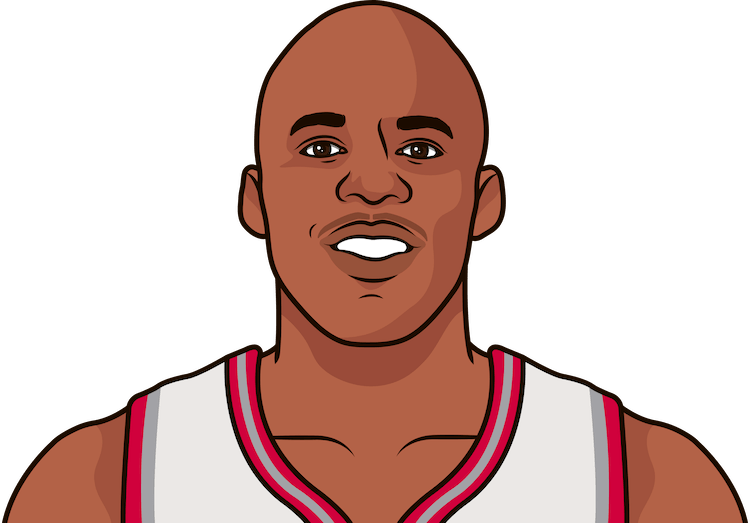 jodie meeks total games played from 1/1/1990 to 02/21/2019