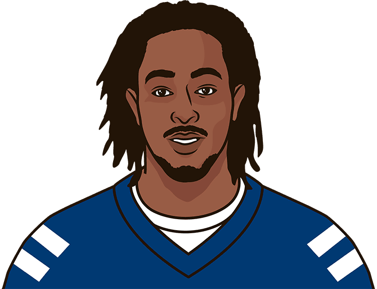 show me t.y. hilton stats against the texans