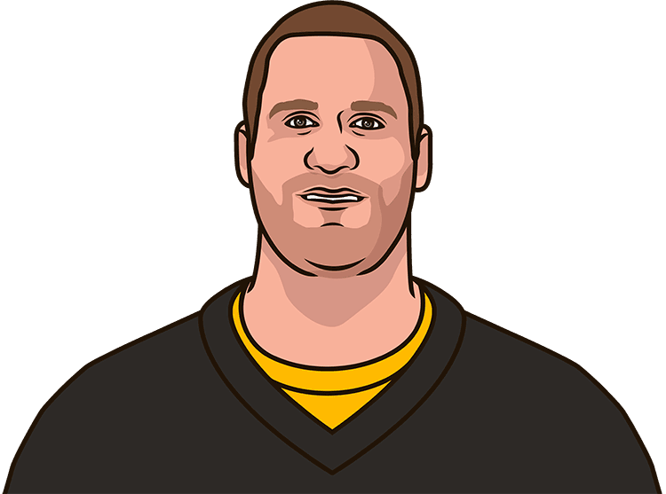 What are the most interceptions in a game by Ben Roethlisberger?