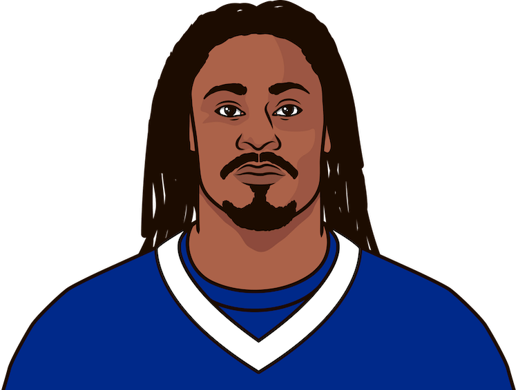 what was marshawn lynch's best rushing game