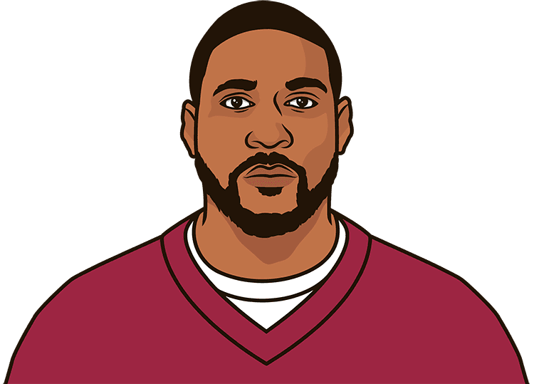 patrick peterson in chandler jones' last game