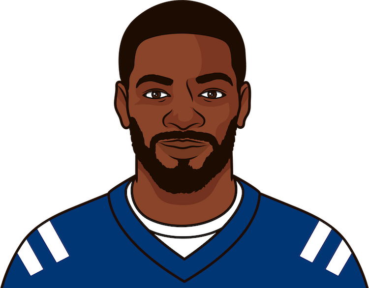 jacoby brissett in jacoby brissett's last+ game