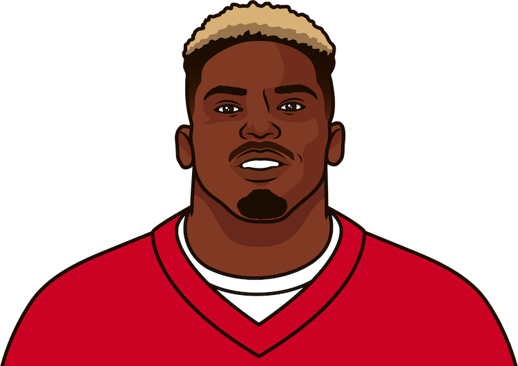 tyreek hill gamelogs vs raiders