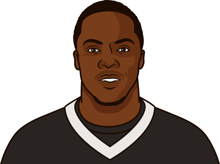 teddy bridgewater in teddy bridgewater's last game rush yards