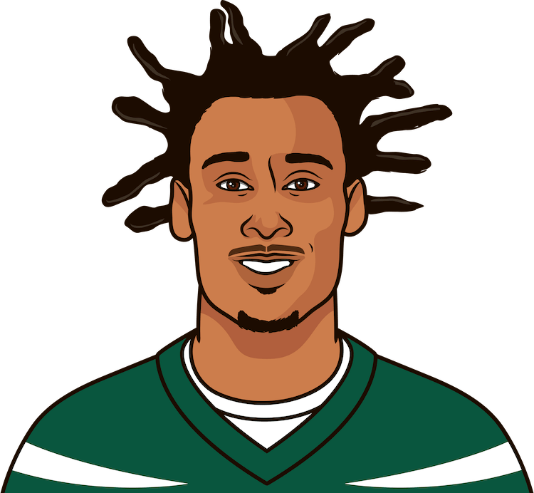 robby anderson against new england patriots