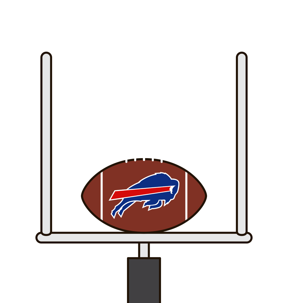 Bills record this season