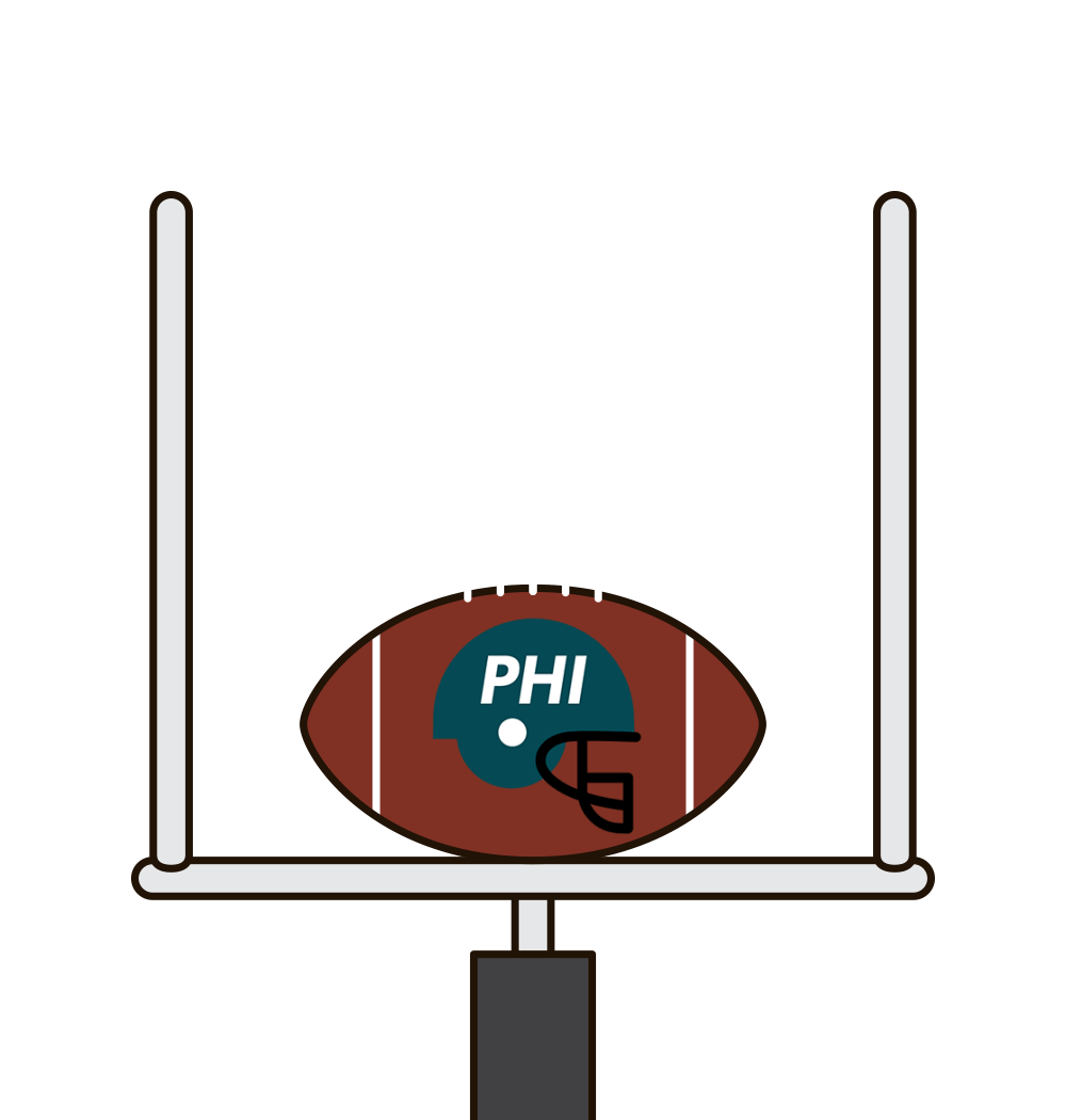 eagles plays per game in 2012