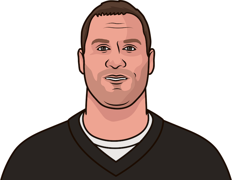 what is ben rasenberger's nfl lifetime career passes