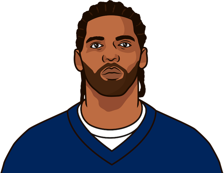 randy moss most yards in a game as a titan