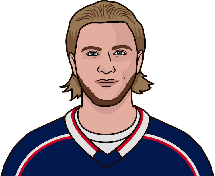 what are the most goals in a game by the columbus blue jackets