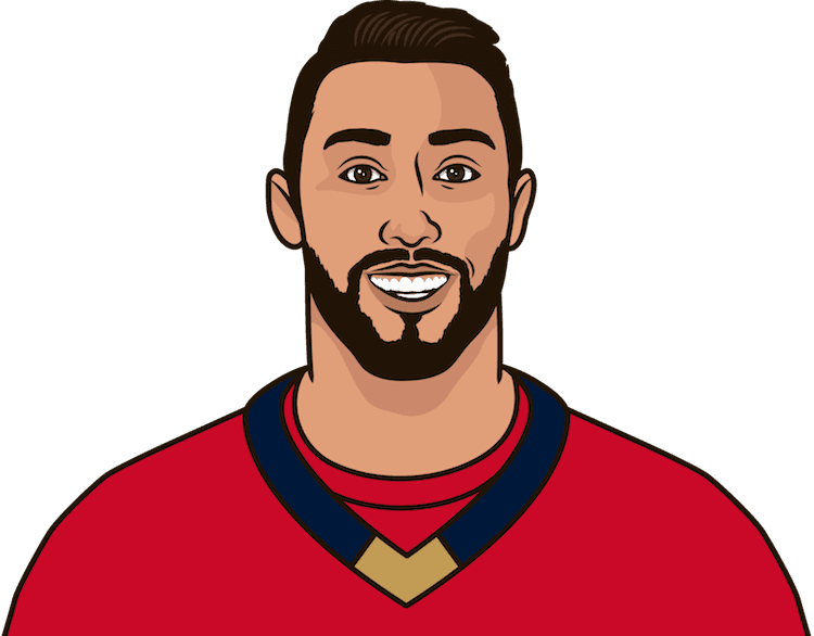 vincent trocheck last 10 games at home