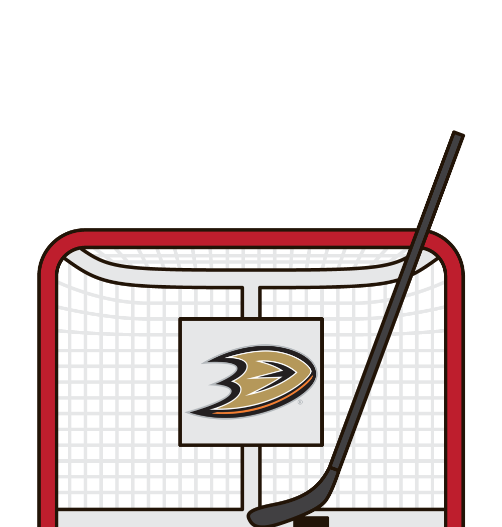 who has the most career hat tricks for the anaheim ducks