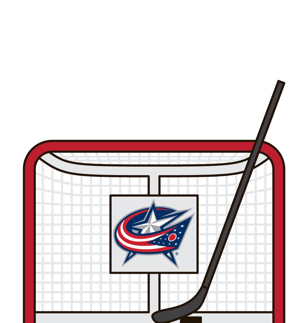 blue jackets last 10 games home away