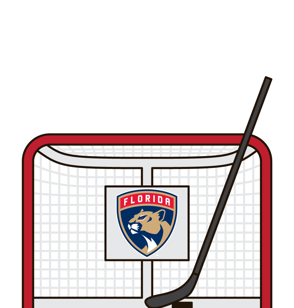 who has the best shooting percentage for the florida panthers this season