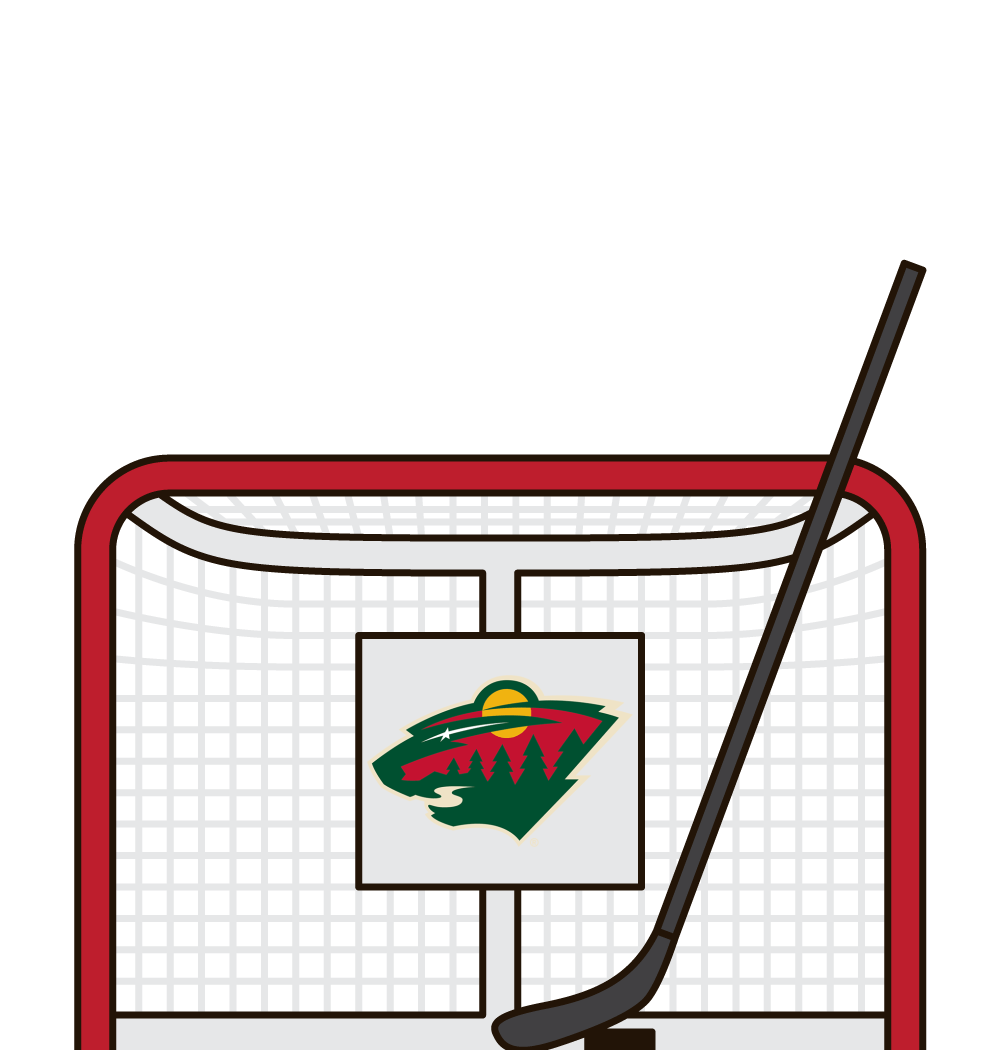 who has the most minor penalties for the minnesota wild in a game