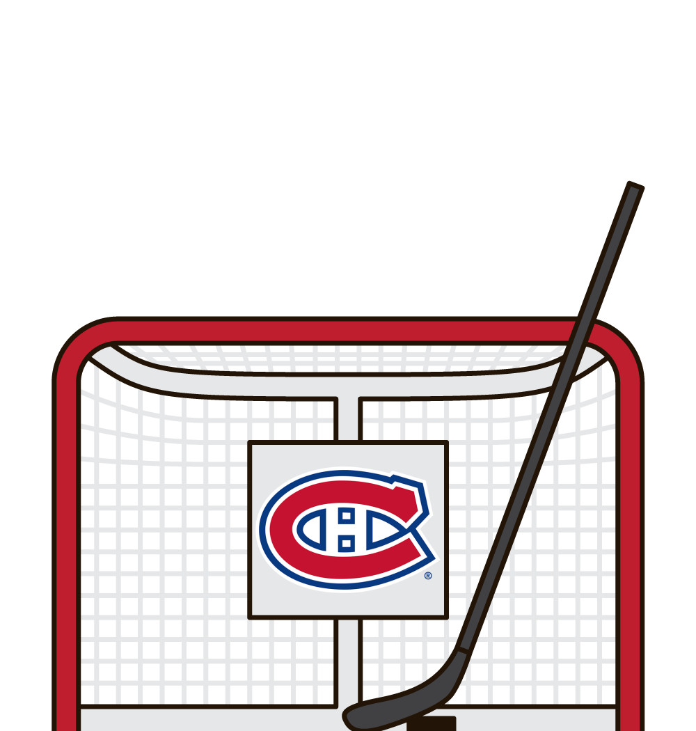 who has the most hits for the montreal canadiens in a game this season