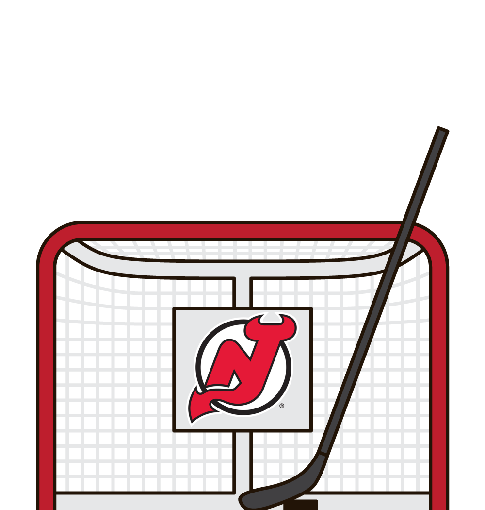 who has the most hits for the new jersey devils this season