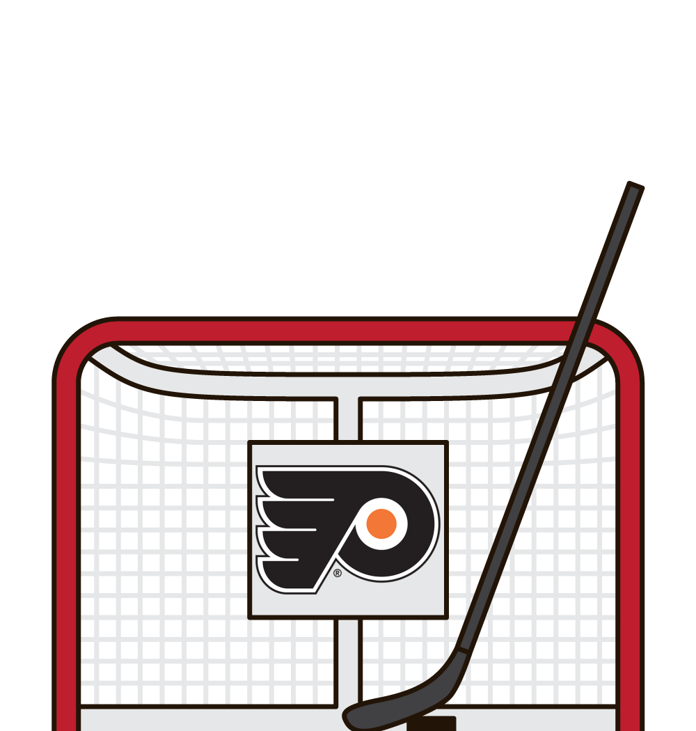 goal scorers flyers bluejackets 2017-2018