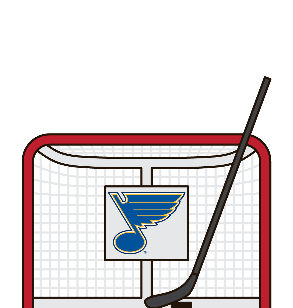 who has the most power play points for the st. louis blues this season